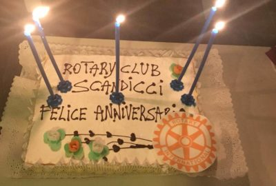 Rotary reale 5