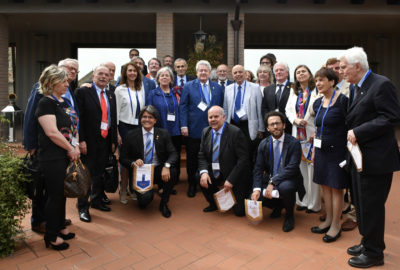 Visita del Presidente Rotary International 2019/2020
