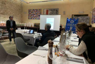 Rotary Club Scandicci and The Precious Hands